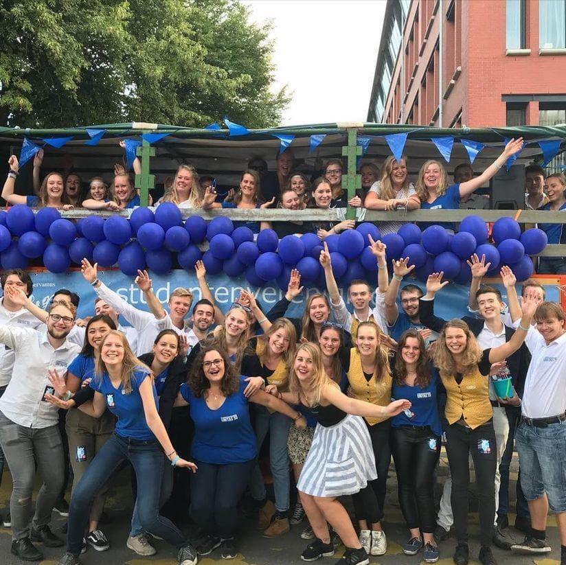 Ontdek en geniet van het studentenleven in Groningen