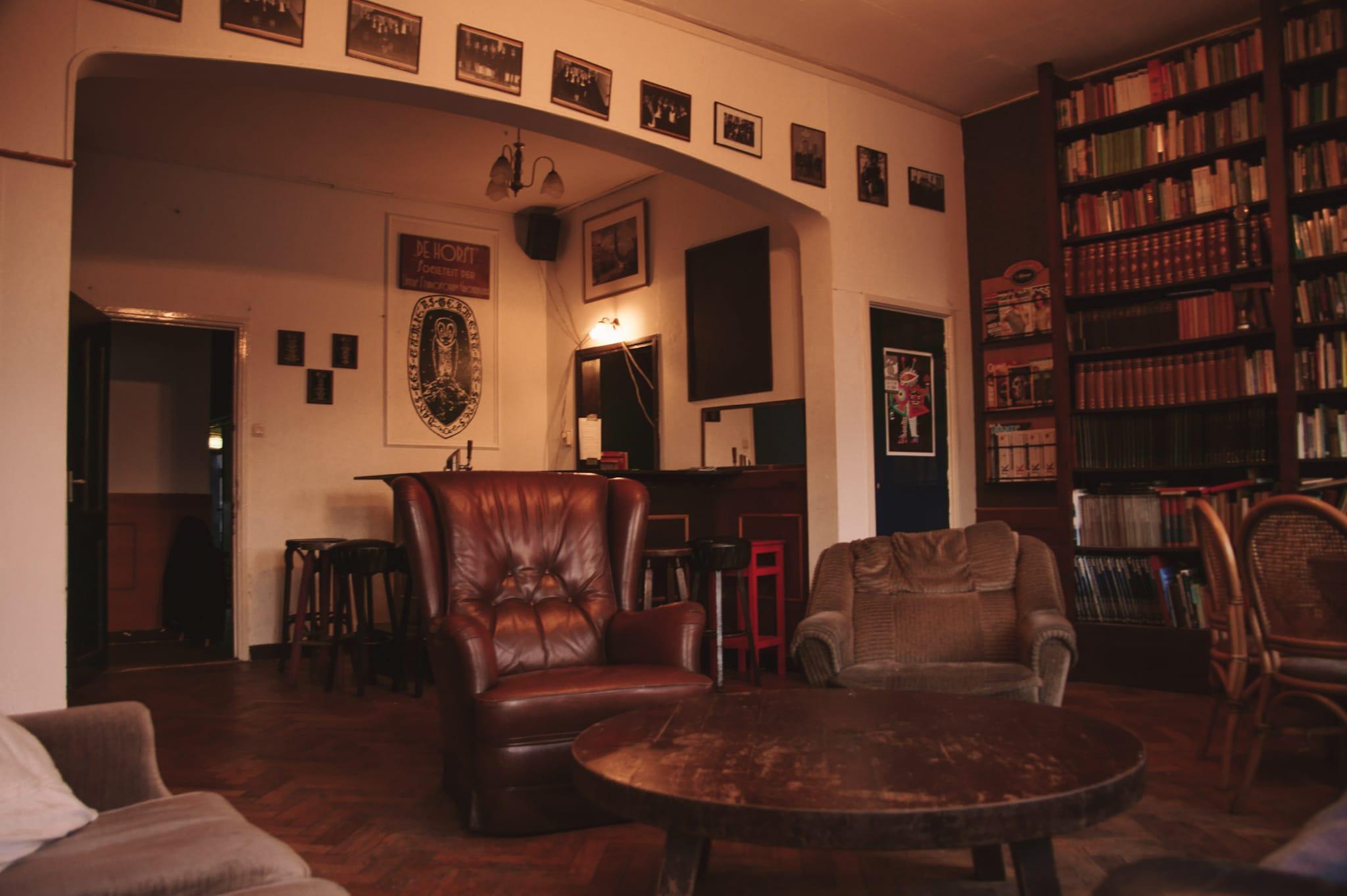 Een ruimte gevuld met goede verhalen