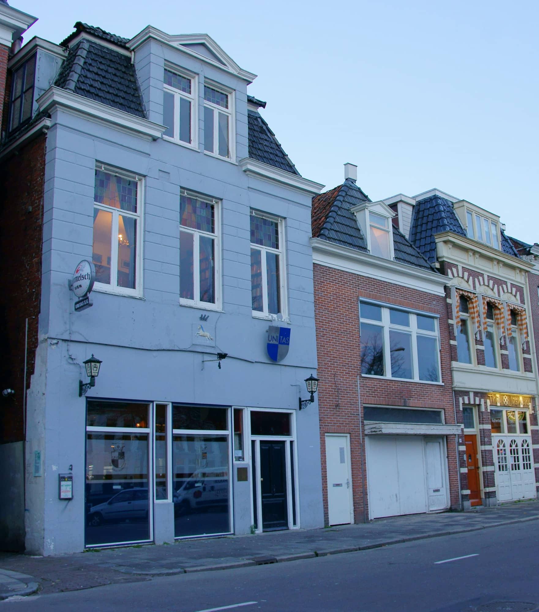 Een begrip in Groningen en omstreken: Sociëteit 't Filiaal