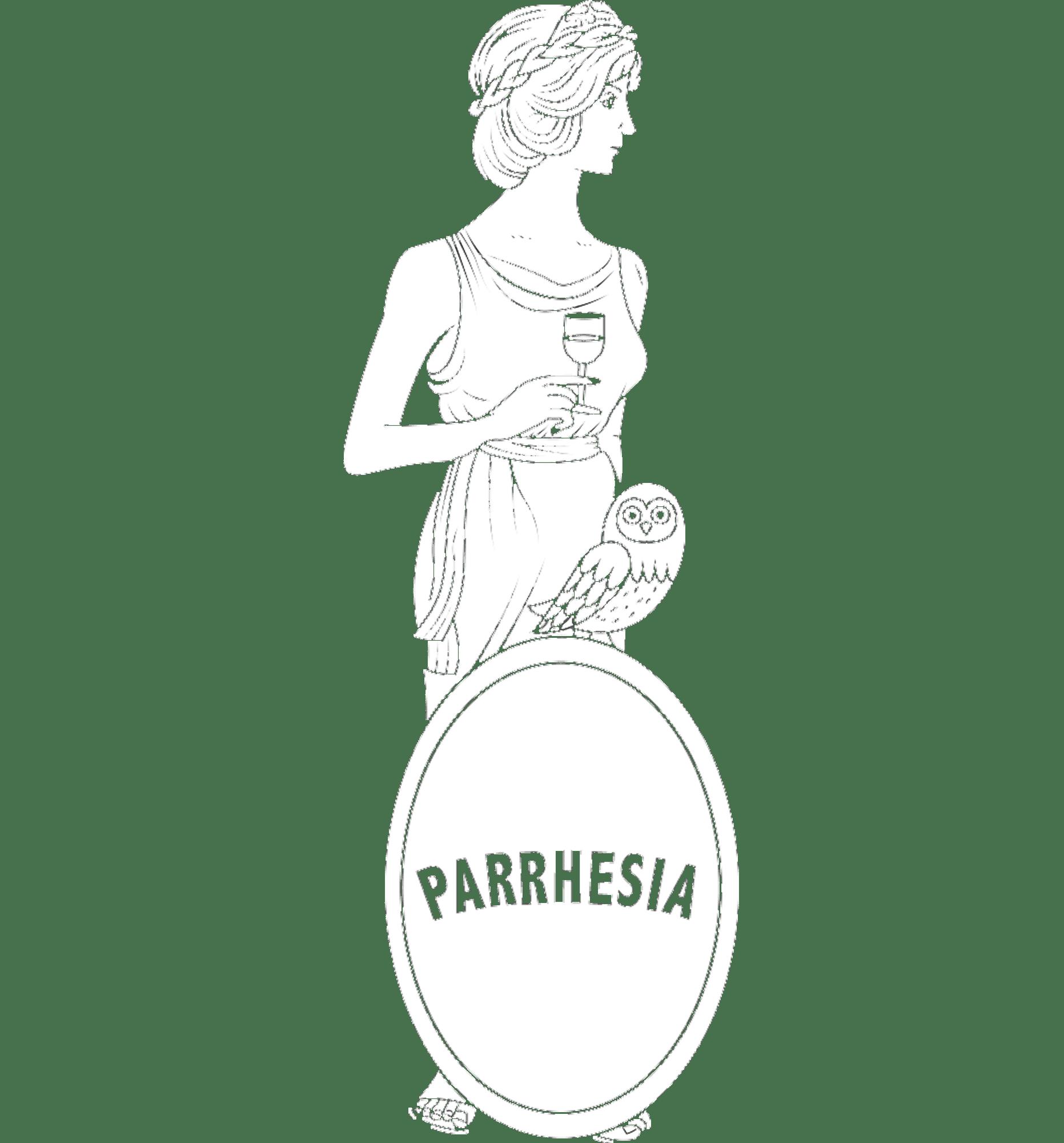 Logo Parrhesia